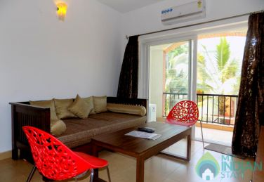 Modern Furnished Apartment near Club Cabana:CM035