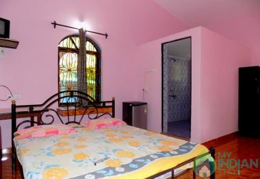 A Perfect Place To Stay With Family In Calangute