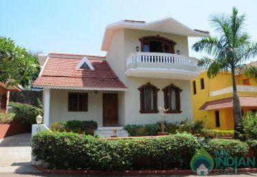 3 BHK Villa Near Taj Village, Sinquerim, Goa