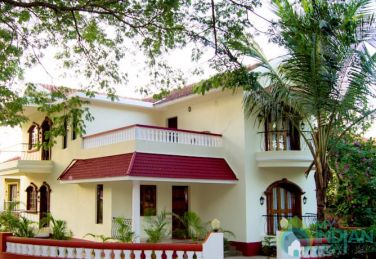 Beautifuly Appointed 3  Villa With  Pool ,Candolim
