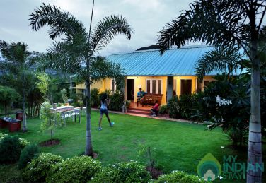 Harvest Fresh Farms-Organic Farm Stay in Thekkady