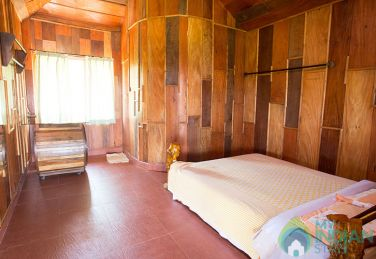 Single Room with Breakfast and Dinner in Madikeri