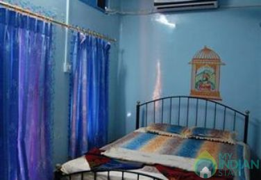 Standard AC Room In Quite Guest House  In Jodhpur