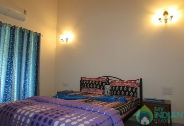 Peaceful  stay in a  Penthouse In Siolim :CM045