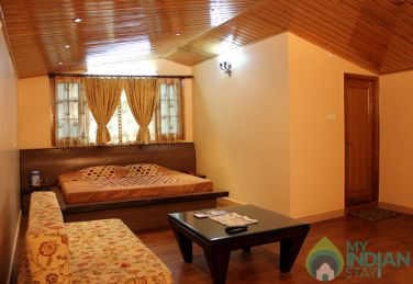 Wooden Attic Place To Stay In Shimla, HP