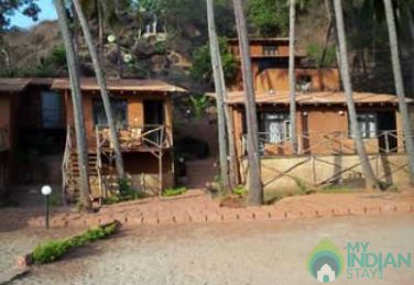 Standard Rooms With Sea View In Agonda