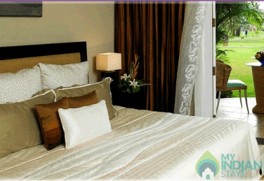 Spacious Standard Guest Rooms With Garden View In Varca