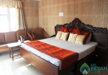 Spacious Non-AC Standard Rooms In Chamba, HP