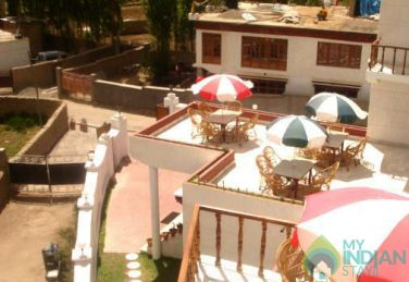 Indus-Valley Marvelous View Guest House At Leh,J&k