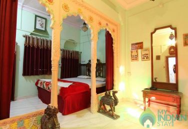 Charming AC Deluxe Rooms At Jodhpur