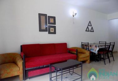 Comfortable 1BHK Apart. Stay In Candolim, Goa