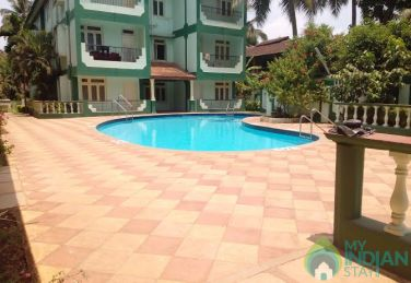 Spacious 1 BHK Apart. Stay In Calangute, Goa