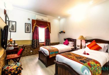 Super Deluxe Terrace AC Stay In Greater Kailash II