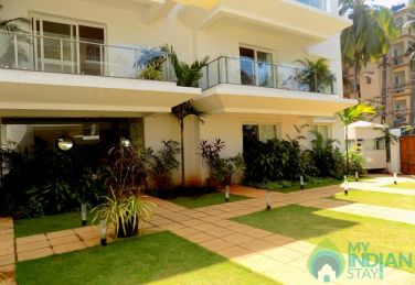 Luxurious 1BHK Apt Surrounded By Nature:CM066