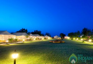 Deluxe Tents 2N/3D Package Stay In Jaisalmer