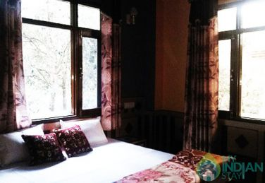 Deluxe Room in a Homestay In Shimla, HP
