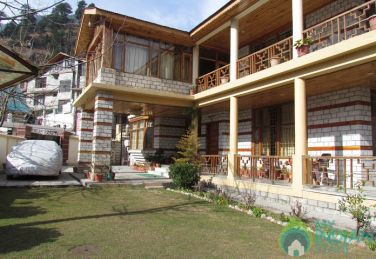 Super Deluxe Rooms in a Cottage In Manali, HP