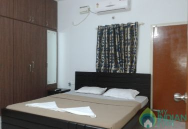 2BHK Apartment With Balcony Stay In Bangalore, KA