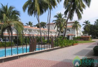 1 BHK Apartment Stay In Benaulim, Goa