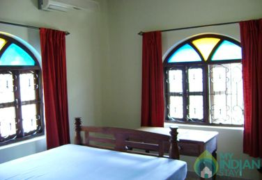 Portuguese Style Villa With Double AC Rooms In Assagao