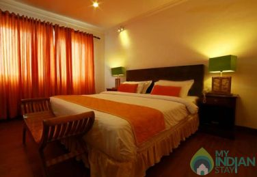 Standard Large Non AC Rooms In Vagamon, Kerala