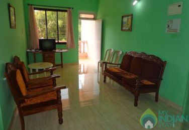 2BHK ac Holiday Apartment in Benaulim