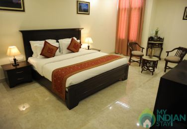 Double deluxe stay in Jaipur