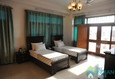 Deluxe twin stay in Jaipur, Rajasthan