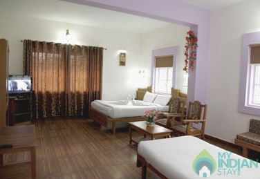 Family Room Stay With All Meals in Munnar