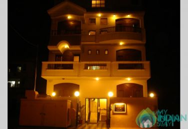 Regular Room Double Occupancy with All Meals