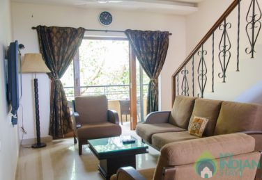 3 BHK Apartment with Private Terrace And Pool