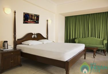 Deluxe Room With Only Accommodation in Haridwar