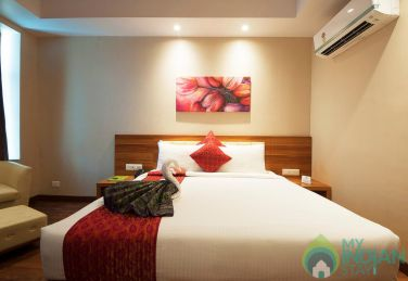 Deluxe  Room In the Gateway of Gods Haridwar