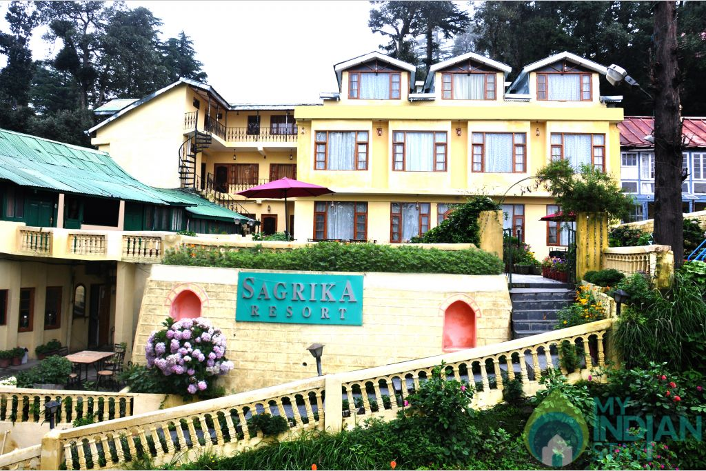Day Sagrika Resort 500x500 in a Resort in Dalhousie, Himachal Pradesh