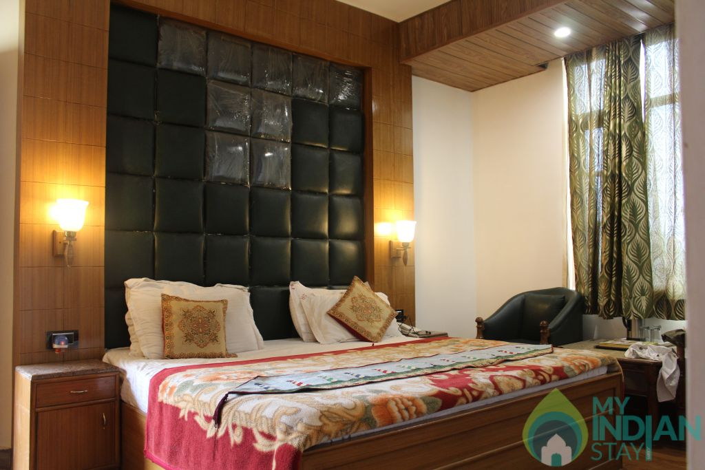 Deluxe Room 23 in a Resort in Dalhousie, Himachal Pradesh