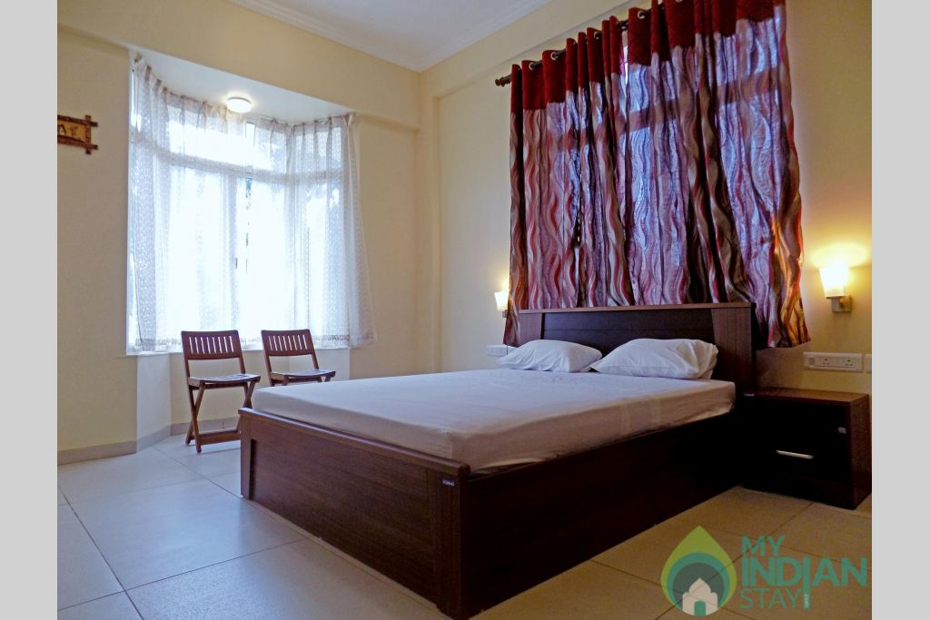 9 Casamelhor Candolim Bedroom 2 in a Serviced Apartment in Candolim, Goa