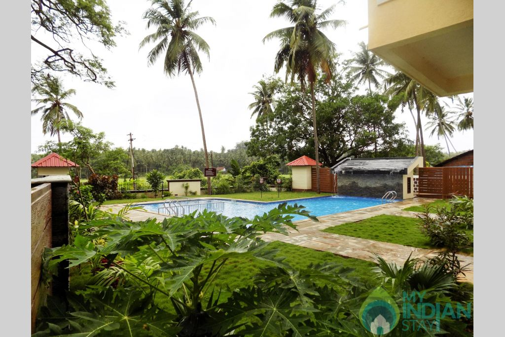 15 CasaMelhor Candolim Pool View in a Serviced Apartment in Candolim, Goa