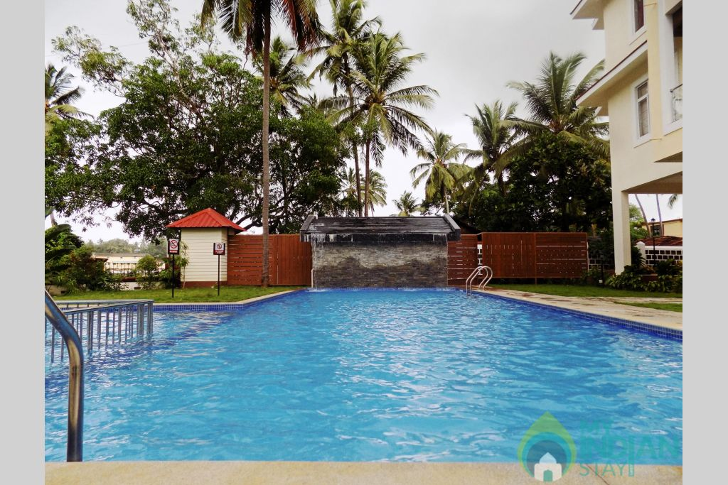 16 CasaMelhor Candolim Pool View in a Serviced Apartment in Candolim, Goa