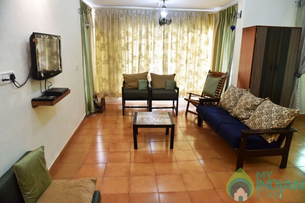 WhatsApp Image 2017-10-04 at 3 in a Serviced Apartment in Candolim, Goa