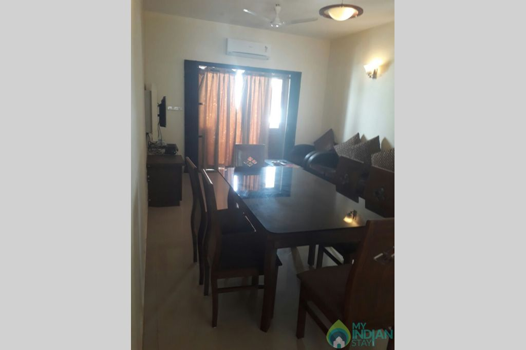 722108e6-c382-47d1-83da-bbe5a022bd8a in a Self Catered Apartment in Baga, Goa