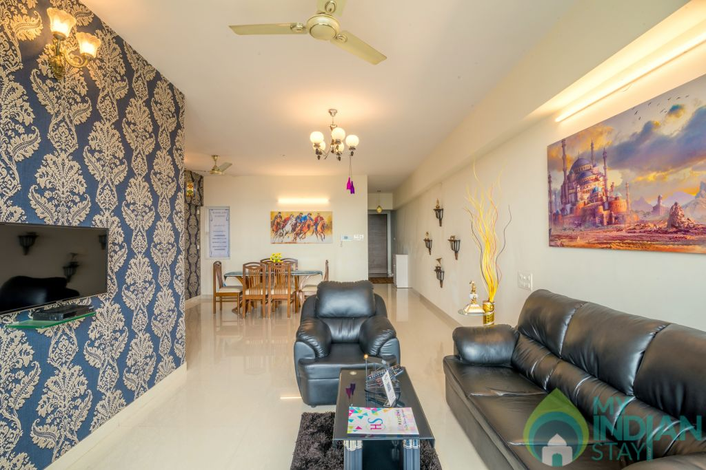 6 (Copy) in a Serviced Apartment in Mumbai, Maharashtra