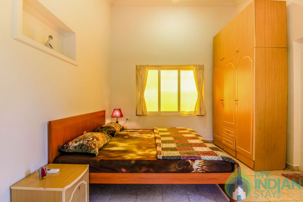 10 in a Self Catered Apartment in Calangute, Goa