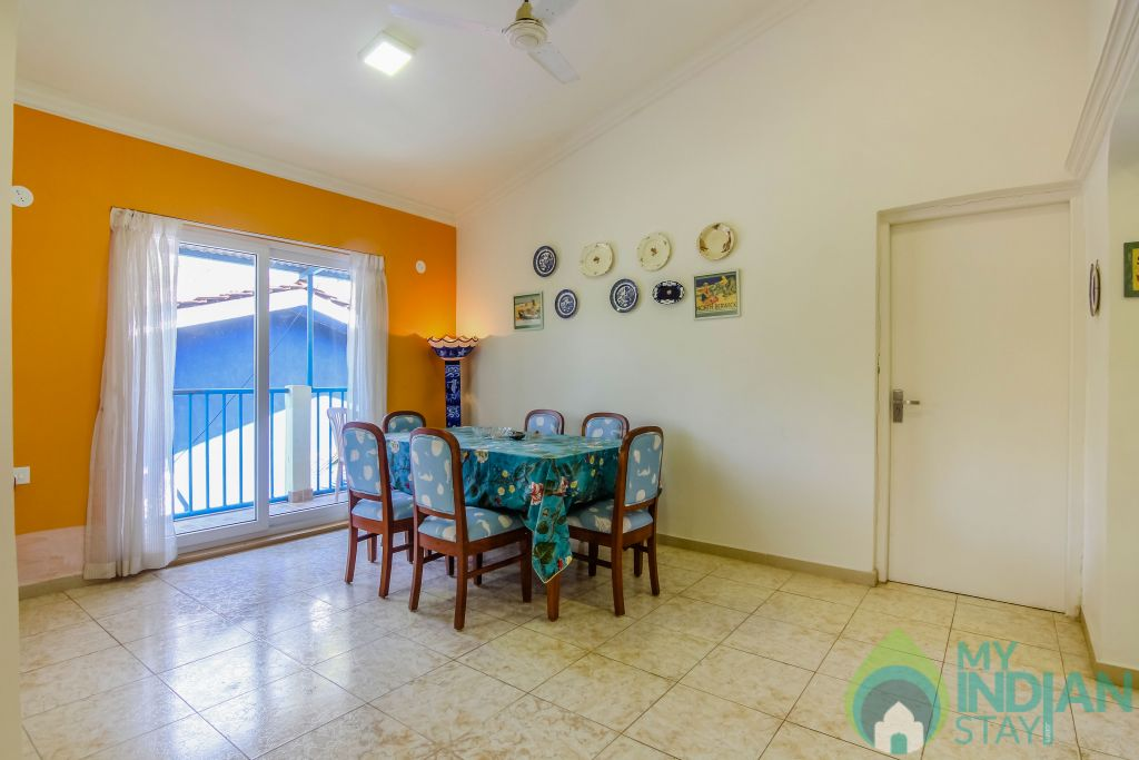 18 in a Self Catered Apartment in Calangute, Goa