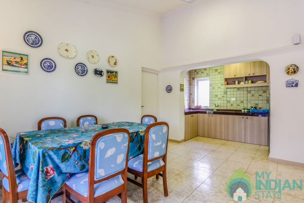 20 in a Self Catered Apartment in Calangute, Goa