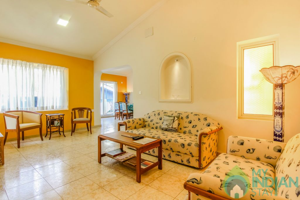 28 in a Self Catered Apartment in Calangute, Goa