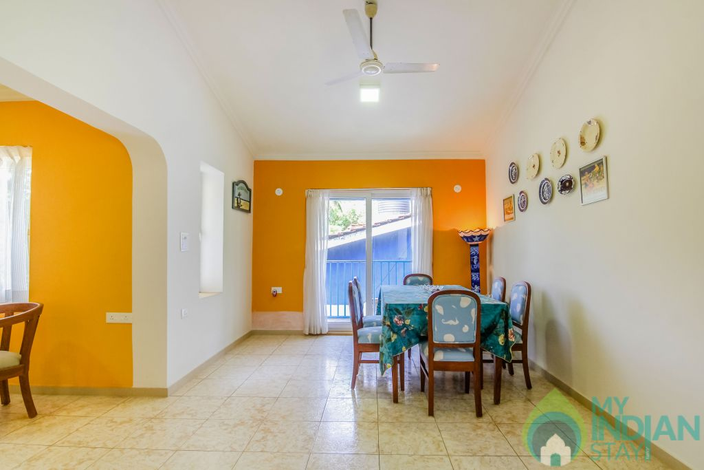 23 in a Self Catered Apartment in Calangute, Goa