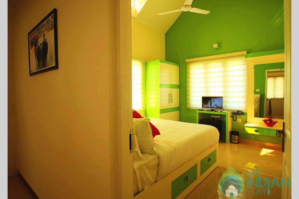 Executive DBL Room in a Bed & Breakfast in Kochi, Kerala