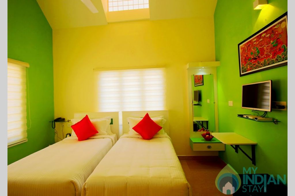 Executive TWN Room in a Bed & Breakfast in Kochi, Kerala