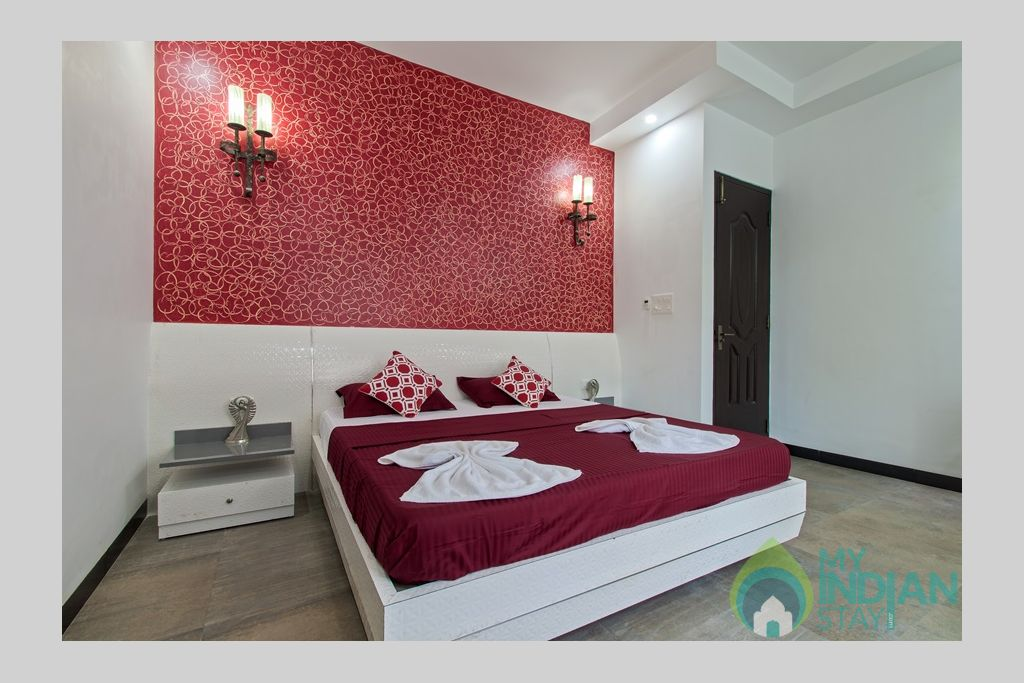 master-bedroom-6bhk-villa in a Villa in Calangute, Goa