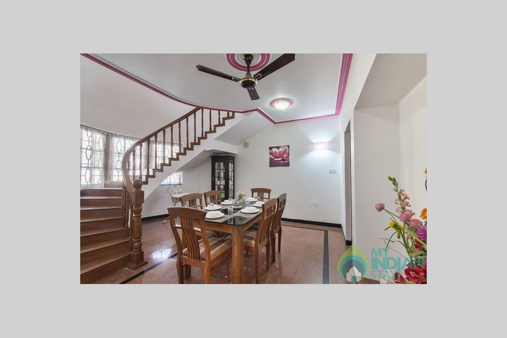 2bhk-villaholidays-in-goa in a Villa in Calangute, Goa